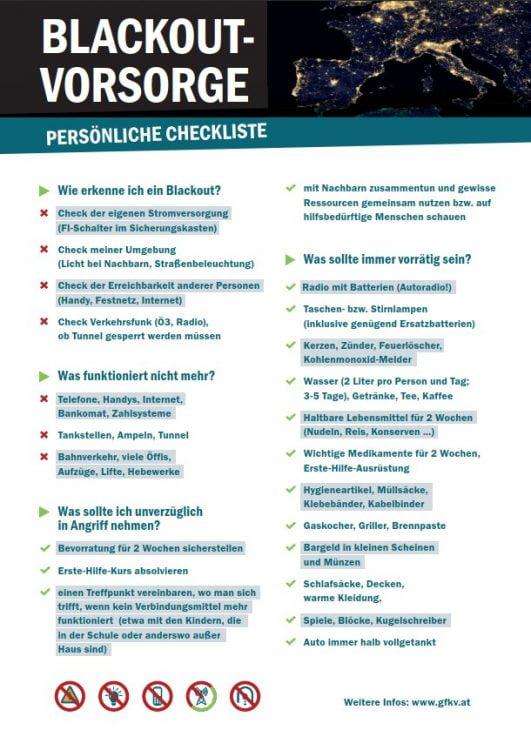 GFKV_Persönliche Checkliste