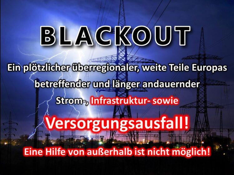 Definition Blackout